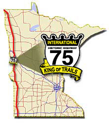 Highway 75.......The King of Trails